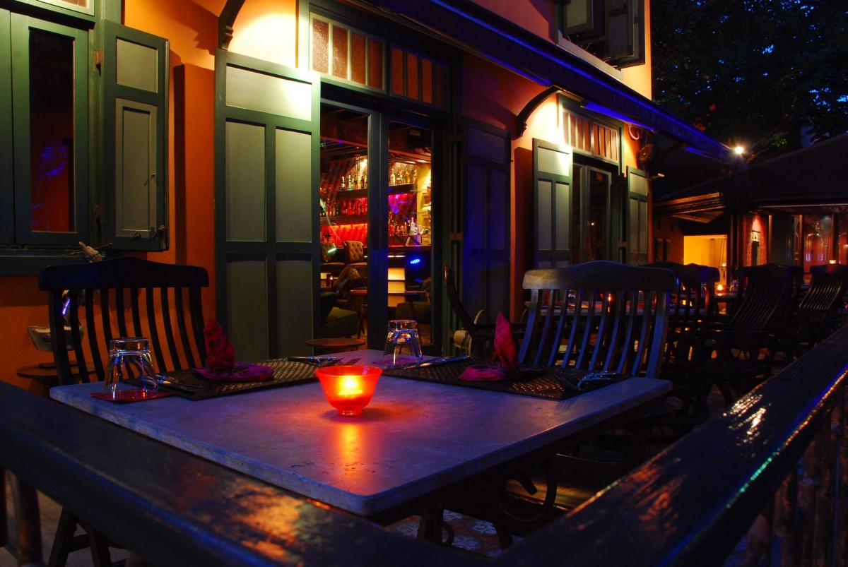 Famous Restaurant in Bangkok