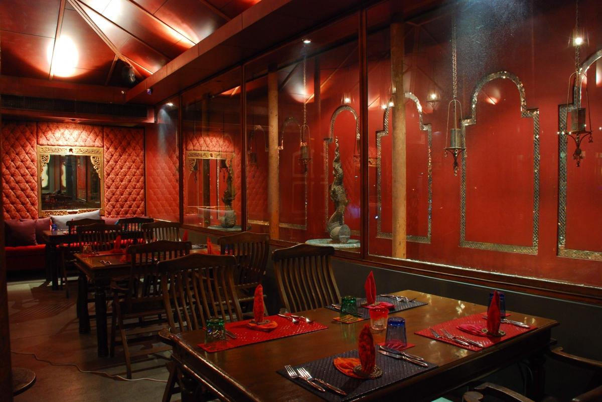 MahaNaga Restaurant- Indoor
